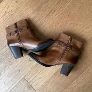 FRANCO SARTO Leather Boots